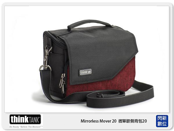 【0利率】 thinkTank 創意坦克 Mirrorless Mover 20 背包 相機包 TTP660 (公司貨)