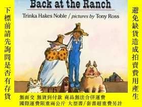 二手書博民逛書店Meanwhile罕見Back At The RanchY364682 Noble, Trinka Hakes