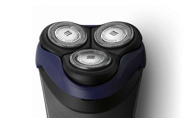 【現貨供應】Philips 飛利浦 S3120 刮鬍刀 乾濕兩用 三刀頭 電鬍刀 / 全機可水洗