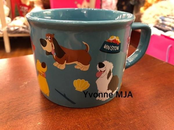 *Yvonne MJA*英國迪士尼預購區限定正品 超可愛狗狗系列馬克杯