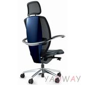 【耀偉】義大利XTEN 法拉利人體工學椅Xten Blue