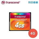 創見 Transcend 133X CF 4G 記憶卡