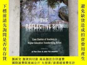 二手書博民逛書店The罕見Reflective Spin 【大32開.精裝】Y10249 Case studies of te