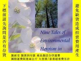 二手書博民逛書店Eternal罕見Vigilance: Nine Tales of Environmental Heroism i