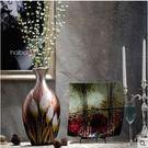 陶瓷花瓶客廳酒櫃玄關婚房電視櫃擺件家居裝飾品創意喬遷新居禮品