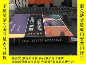 二手書博民逛書店Basic罕見Real Est AppraisY1767 BET