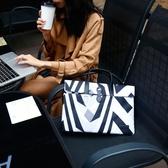 筆電包新款女手提13.3超薄好看平板內膽15.6筆記本電腦包14寸文藝輕便女士【免運】