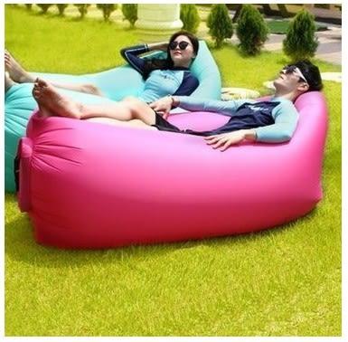 第2代便攜式單口懶人沙發 快速充氣床戶外懶人床懶人椅野餐旅行露營非Lamzac-UN SHOP【SP01】