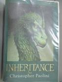 【書寶二手書T4/原文小說_QDE】Inheritance 04. Inheritance_Christopher Pa