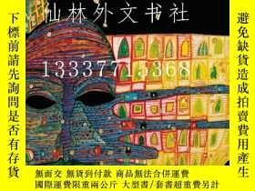 二手書博民逛書店【罕見】Hundertwasser by Harry Rand