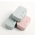 肥皂架 居家家肥皂盒帶蓋旅行便攜式學生宿舍衛生間創意瀝水壁掛香皂盒架【快速出貨八折鉅惠】