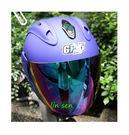 GP-5安全帽,612 素色/消光藍...