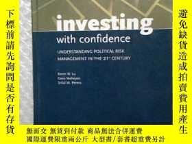 二手書博民逛書店investing罕見with confidenceY28373