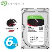 Seagate 那嘶狼【IronWolf】6TB 3.5吋 NAS硬碟 (ST6000VN0033)