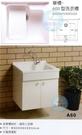 【麗室衛浴】台灣優質品牌 實心人造壓克力石活動式 A-60 洗衣檯組 60*63*54CM 媽媽的好幫手 P-361-4