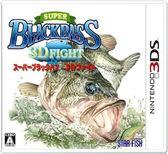 3DS 超級黑鱸魚 3D(日版‧日本機專用)