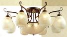 燈飾燈具【燈王的店】半吸頂 8 + 3 燈 (附IC電子開關)☆ TY53-1