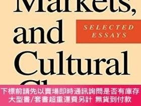 二手書博民逛書店Staples,罕見Markets, And Cultural ChangeY255174 Harold A.