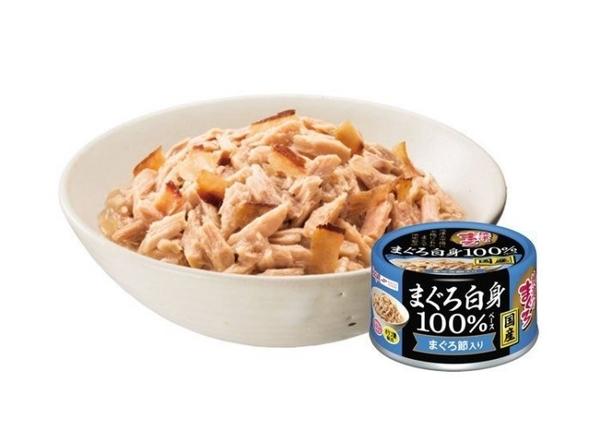 *KING WANG*【單罐】AIXIA 愛喜雅《 燒津100%純鮪魚系列》四種口味可選 70g/罐 貓主食罐