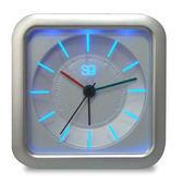 超靜音LED藍光鬧鐘TW-8319【愛買】