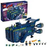 LEGO 樂高 MOVIE 2 The Rexcelsior 70839 Building Kit (1820 Piece)