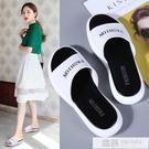 網紅涼拖鞋女外穿時尚百搭2021夏新款韓版ins潮一字拖鞋女鞋 夏季新品