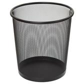 網狀垃圾桶12L M BK NITORI 宜得利家居