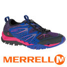 【美國 MERRELL】CAPRA RAPID女戶外 多功能鞋 紫藍 36854 健行鞋│機能鞋│休閒鞋│登山│戶外
