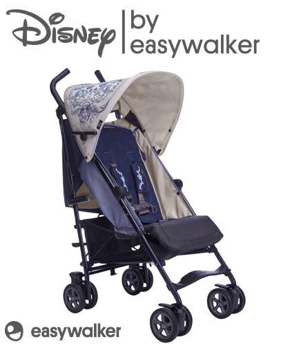 【愛吾兒】荷蘭 Easywalker Disney 2017聯名款嬰兒手推車(含扶手)-Mickey Ornament