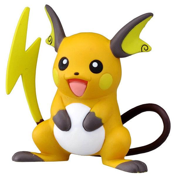 Pokemon GO 精靈寶可夢 MS-40 雷丘Raichu PC97587