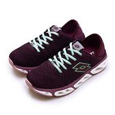 LIKA夢 LOTTO 緩震風動健走鞋 AIR FLOW 4.0系列 葡紫藍 2017 女