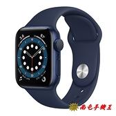 〝南屯手機王〞Apple Watch Series 6 LTE版 40mm 鋁金屬錶殼 + 運動型錶帶【免運費宅配到家】