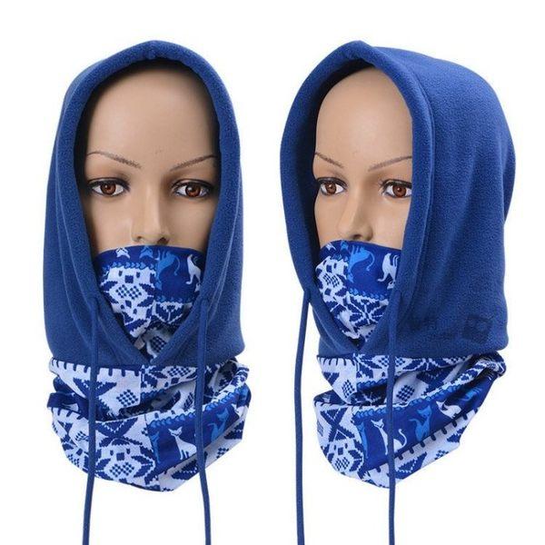 普特車旅精品【BN0035】自行車CS面罩口罩頭套 戶外機車騎行保暖防風帽