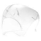 太空鏡防飛沫防護罩臉罩防塵土防風沙透明防護面罩防疫隔離三個裝 快速出貨