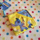 【發現。好貨】[優惠$100]台灣迪士尼授權星際寶貝 史迪奇方形零錢包 皮包 錢包 鑰匙包