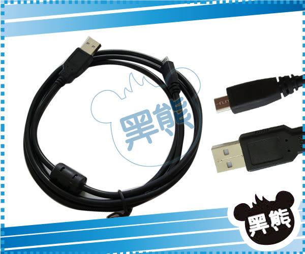 黑熊館 Micro USB 消磁 加長快速充電線 1.5米 傳輸線 SAMSUNG / SONY/ LG / HTC