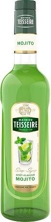Teisseire 糖漿果露-莫希托風味 Mojito Syrup 法國頂級天然糖漿 700ml-【良鎂咖啡精品館】