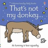 That's Not My Donkey 那不是我的小驢子觸摸書