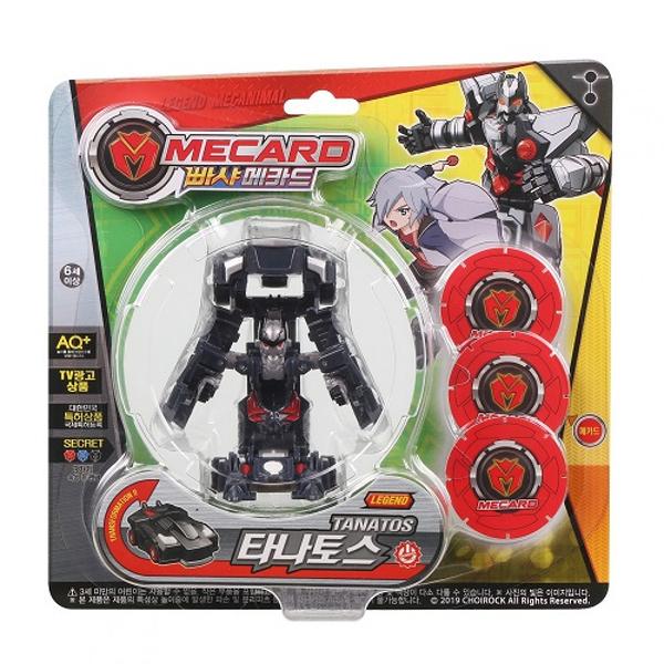 《 百變Mecard 》闇黑神兵 / JOYBUS玩具百貨