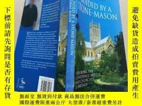 二手書博民逛書店Guided罕見by a Stonemason 在石匠的指引下Y7957 Thomas Maude Tauri