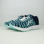 FILA深藍 水藍 紋路 透氣 休閒鞋 慢跑鞋 女 5J908Q331 -SPEEDKOBE-