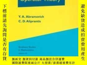 二手書博民逛書店An罕見Invitation To Operator Theory-算子理論的邀請Y436638 Y. A.