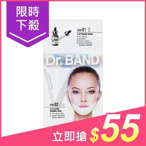 韓國 Dr.Band 2步驟緊顏安瓶V臉拉提面膜(單片)【小三美日】$59