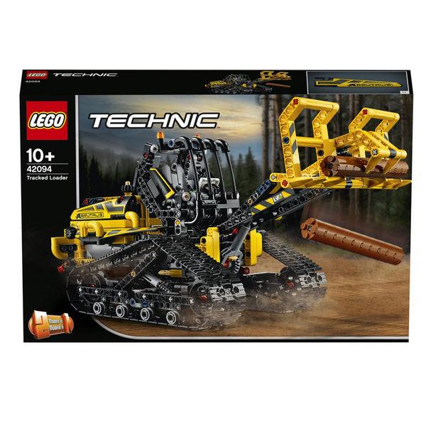 LEGO樂高 科技系列 42094 履帶式裝載機 積木 玩具