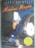 【書寶二手書T6/原文小說_OSO】Maniac Magee_Jerry Spinelli
