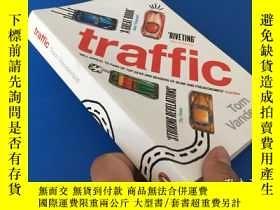 二手書博民逛書店開車經濟學罕見Traffic: Why We Drive The