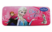 ~卡漫城~ 製冰雪奇緣鐵筆盒㊣版Frozen 雪寶Olaf 艾莎Elsa 馬口鐵盒鉛筆盒安