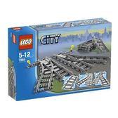 LEGO樂高 City 城市系列 分岔鐵軌_LG7895