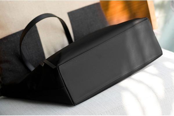 設計師品牌簡約尼龍牛津托特包  DANSE.L 質感 真皮購物包手提包 防水肩背包  mo.oh (包包配件)
