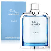 JAGUAR 積架 CLASSIC 新尊爵 男性淡香水 100ml【QEM-girl】